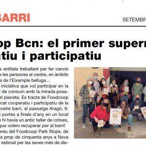 Foodcoop Bcn: el primer supermercat cooperatiu i participatiu