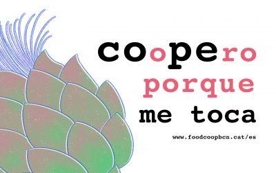 COOPERO PORQUE ME TOCA