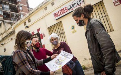 Un supermercat alternatiu al carrer de Barcelona 'que ningú coneix'