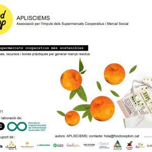 Foodcoop BCN llança una guia de reducció de residus per a supermercats cooperatius